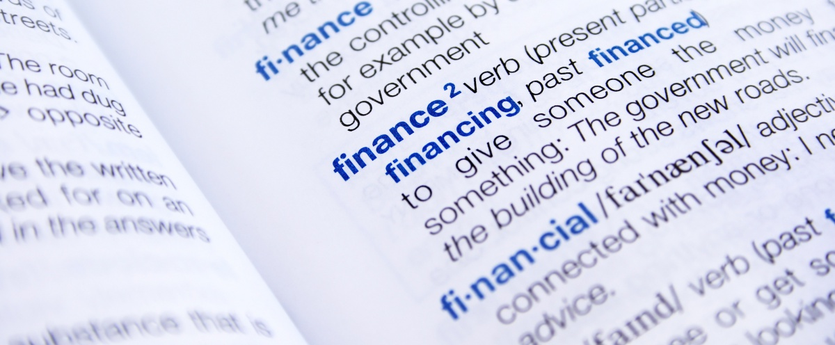 Financial Definitions Glossary